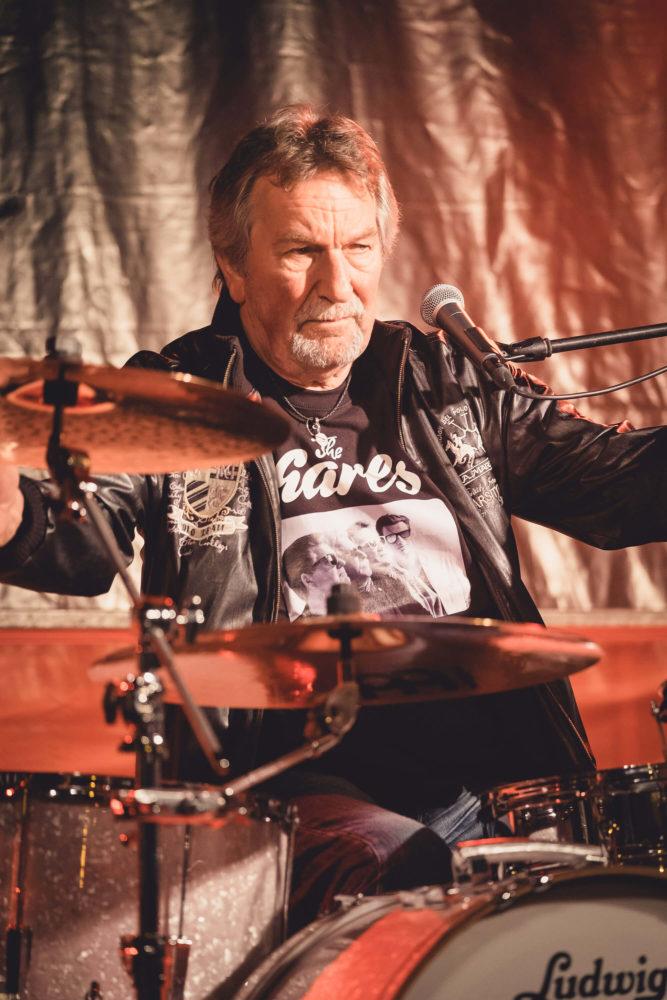 Schlagzeuger der Earls
