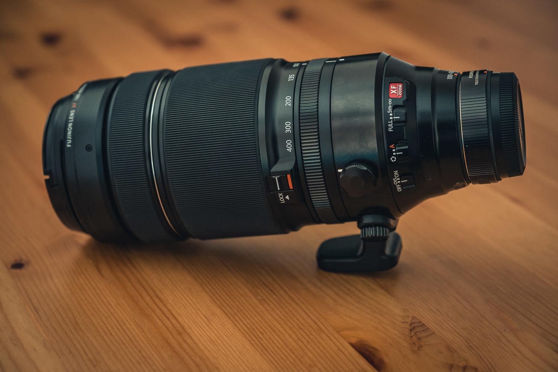 Objektiv Fujifilm Fujinon XF 100-400mm f4.5-5.6