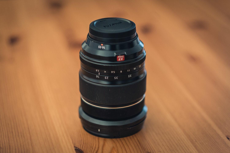 Objektiv Fujifilm Fujinon XF16–55mm f2.8