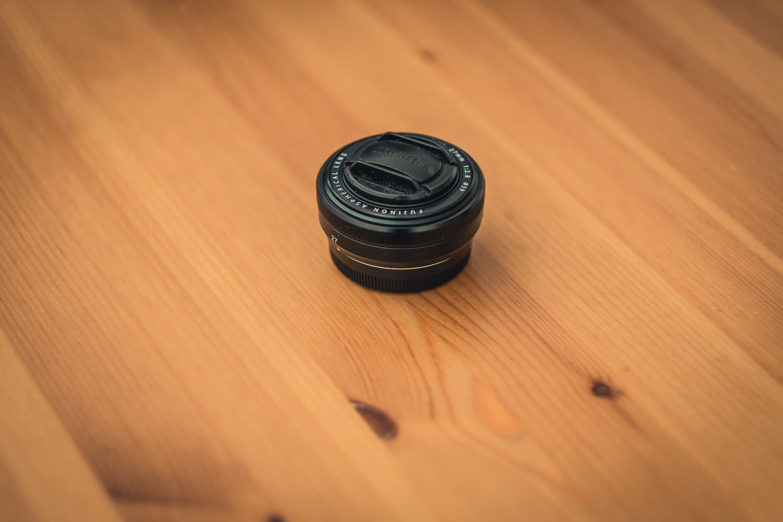 Objektiv Fujifilm Fujinon XF 27mm 2.8
