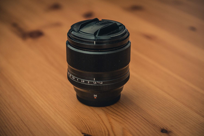 Objektiv Fujifilm XF 56mm 1.2