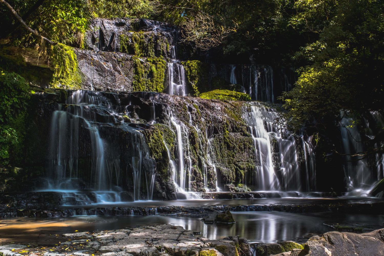 Punakaiki Falls