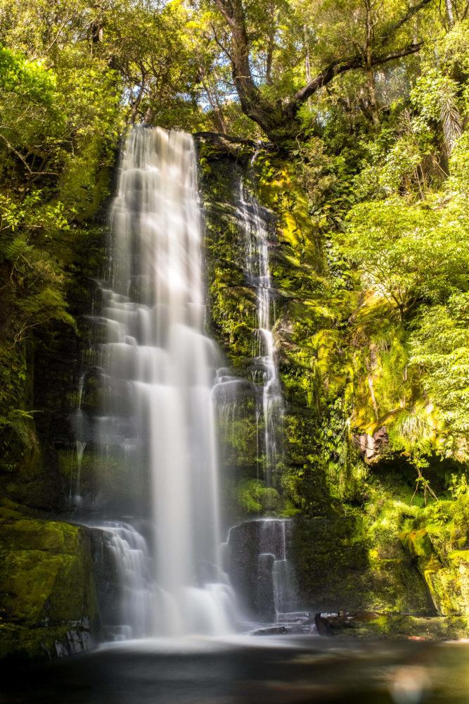 Mc Lean Falls