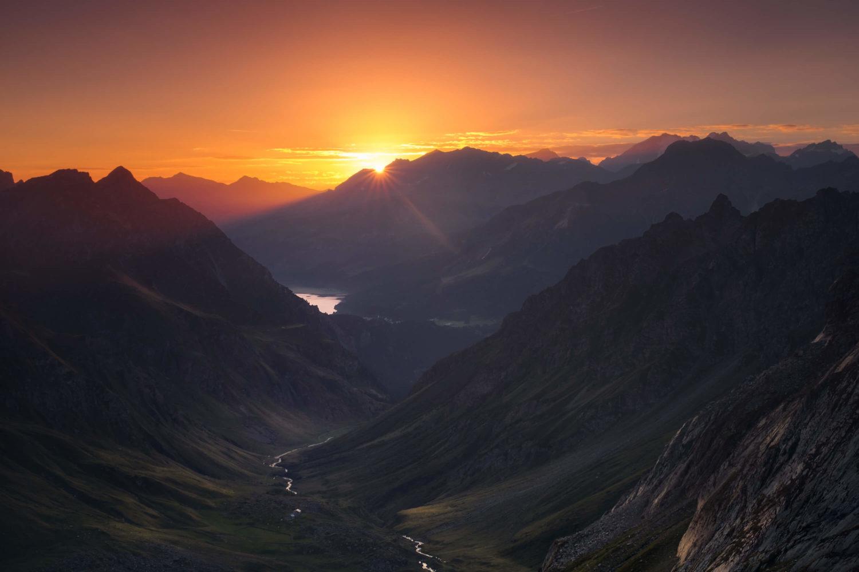 Wandern Graubünden Bergell Bild Daniel Laan
