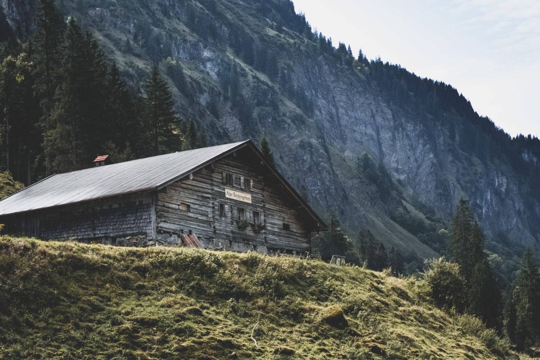 Alpe Breitengehren in Oberstdorf